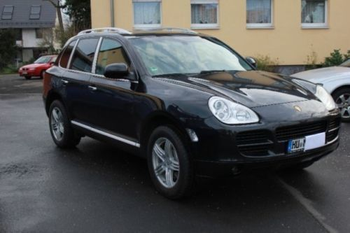 verkauft porsche cayenne s gebraucht 2006 km in. Black Bedroom Furniture Sets. Home Design Ideas