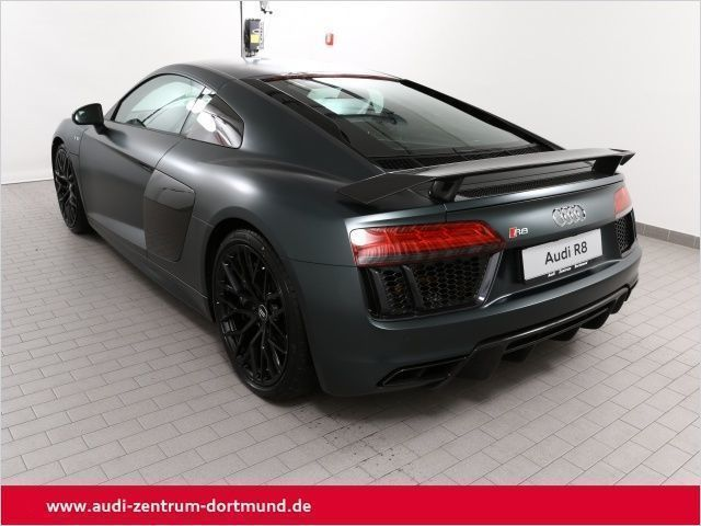 verkauft audi r8 coup r8 v10 plus 5 2 gebraucht 2016 0. Black Bedroom Furniture Sets. Home Design Ideas