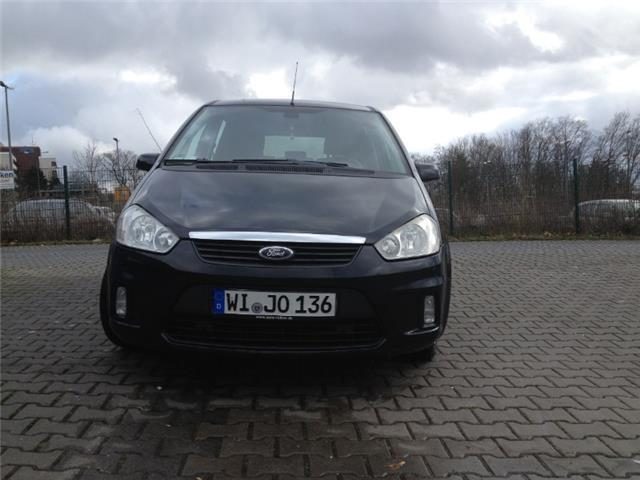 verkauft ford c max gebraucht 2007 km in wiesbaden. Black Bedroom Furniture Sets. Home Design Ideas