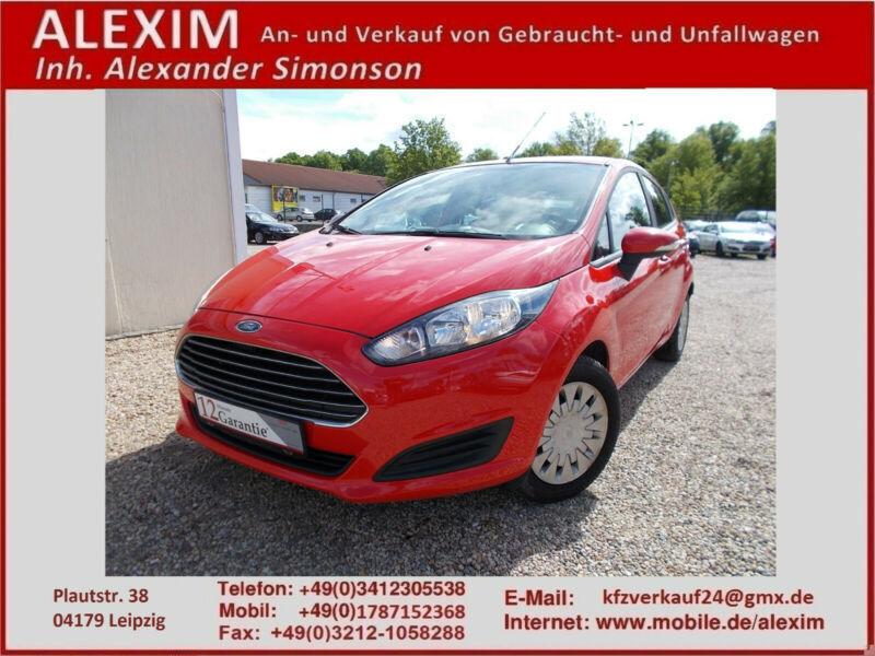 Kaufe Gebrauchten Ford Fiesta In Leipzig 70 Günstige Ford Fiesta