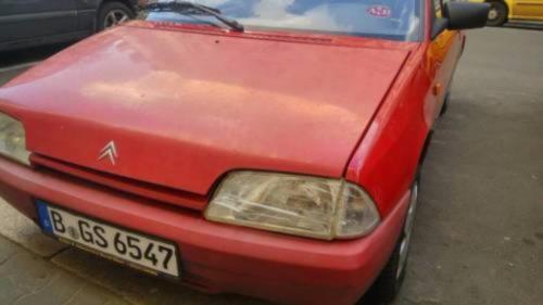 Verkauft citro n ax nur 70000 km garag gebraucht 1991 for Garage citroen vire 14