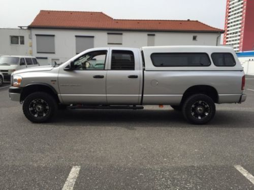 verkauft dodge ram 2500 longbed 5 7 gebraucht 2006 km in neu isenburg. Black Bedroom Furniture Sets. Home Design Ideas