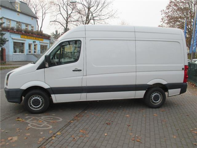verkauft vw crafter l1h2 2 5tdi kasten gebraucht 2011 km in. Black Bedroom Furniture Sets. Home Design Ideas