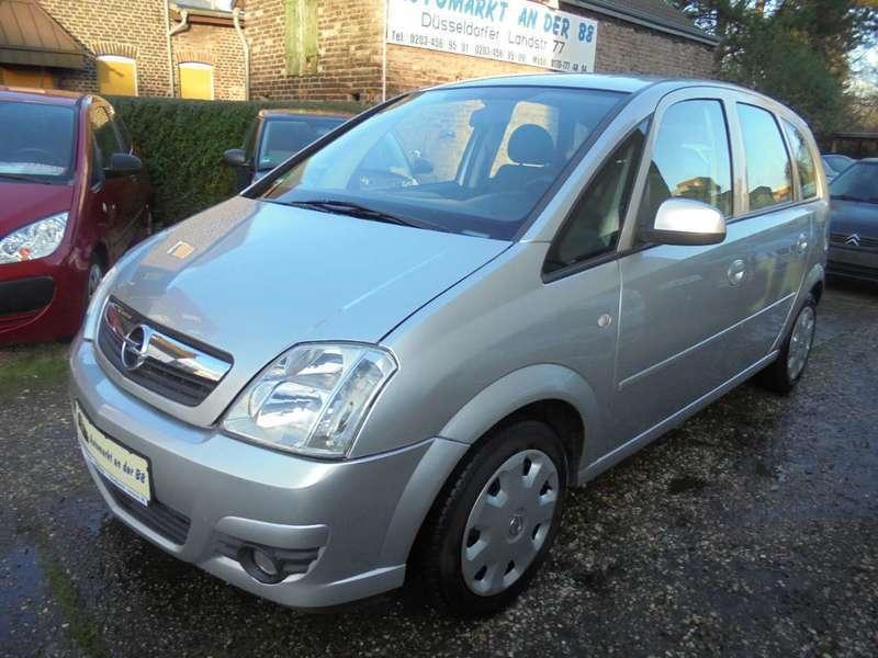 Gebraucht 2008 Opel Meriva 1.6 LPG_Hybrid 105 PS (€ 4.999 ...