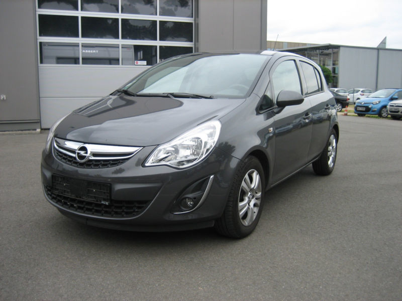 verkauft opel corsa d satellite gebraucht 2011 km. Black Bedroom Furniture Sets. Home Design Ideas