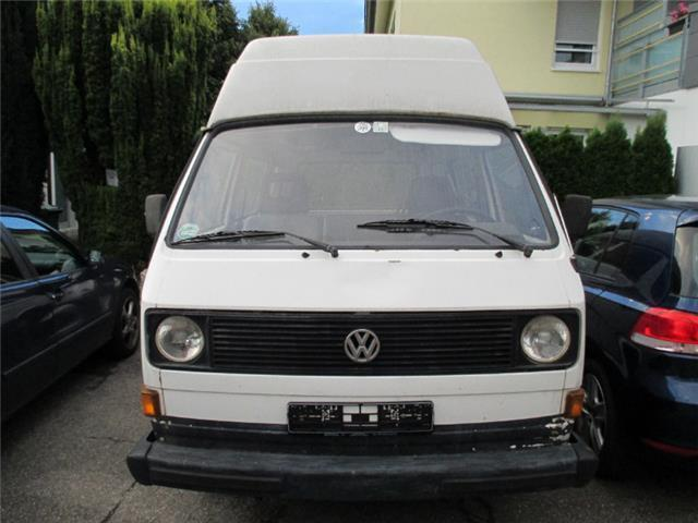 gebraucht kombi vw t3 1980 km in leonberg autouncle. Black Bedroom Furniture Sets. Home Design Ideas