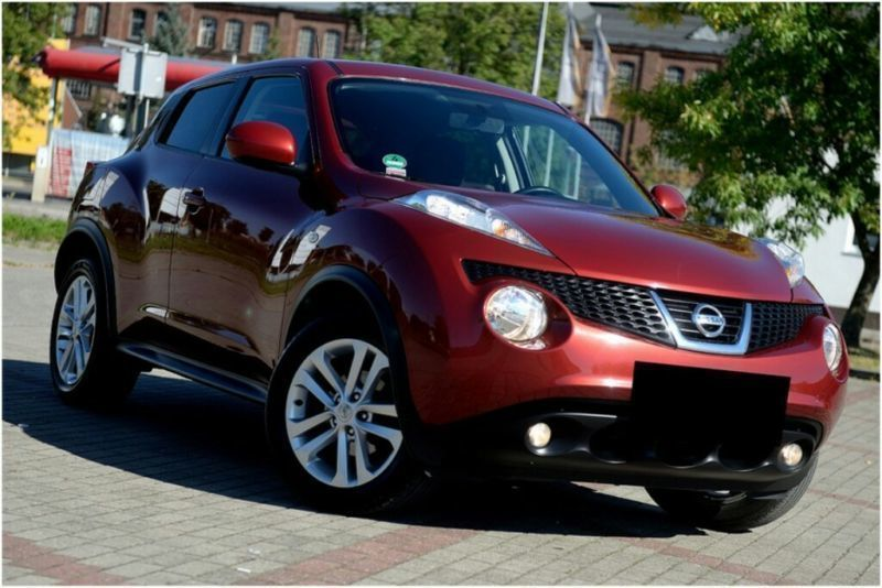 verkauft nissan juke 1 6 tekna gebraucht 2012 km. Black Bedroom Furniture Sets. Home Design Ideas