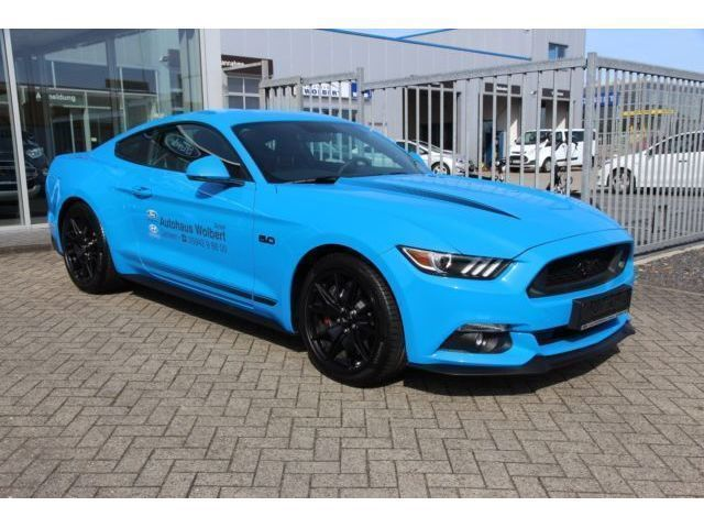 Ford Mustang 5 0 Benzin 421 Ps 2017 Uelsen Autouncle