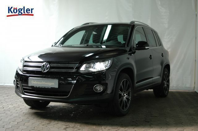 verkauft vw tiguan 2 0 tdi 4 motion ds gebraucht 2014. Black Bedroom Furniture Sets. Home Design Ideas