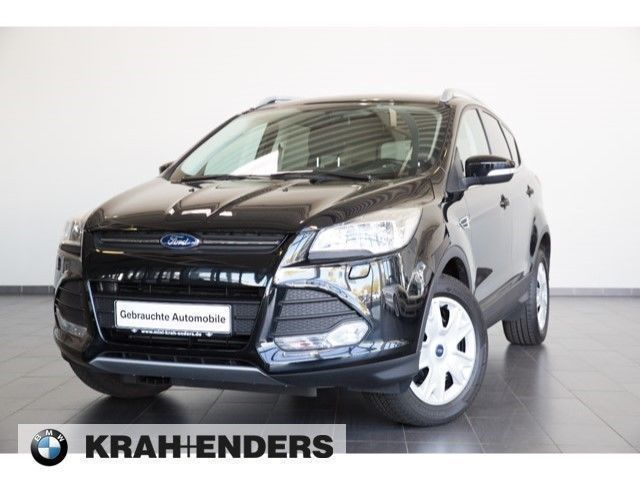 verkauft ford kuga 1 6 gebraucht 2014 km in fulda. Black Bedroom Furniture Sets. Home Design Ideas