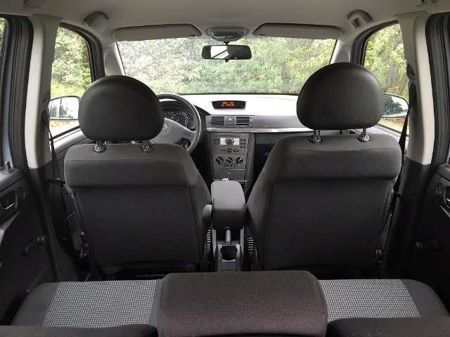 verkauft opel meriva 1 3 cdti dpf gebraucht 2007 km in frankfurt am main. Black Bedroom Furniture Sets. Home Design Ideas