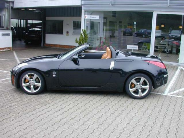 gebraucht roadster premium pack nissan 350z 2007 km in daun waldk nigen. Black Bedroom Furniture Sets. Home Design Ideas