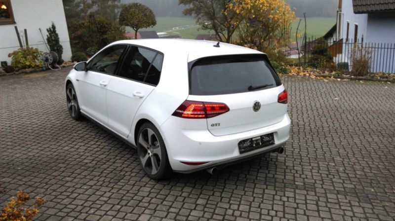 verkauft vw golf gti performance gebraucht 2014. Black Bedroom Furniture Sets. Home Design Ideas