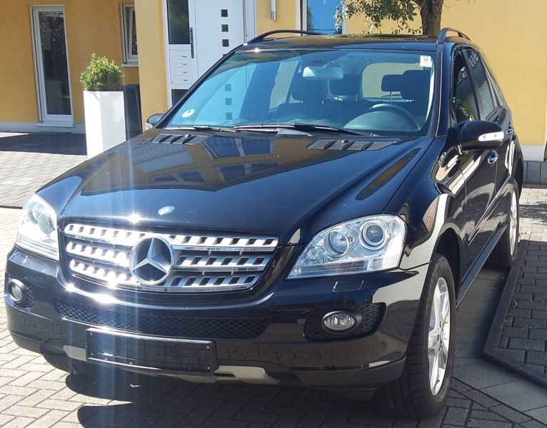 verkauft mercedes ml320 cdi 4matic 7g gebraucht 2007 km in k ln klettenberg. Black Bedroom Furniture Sets. Home Design Ideas