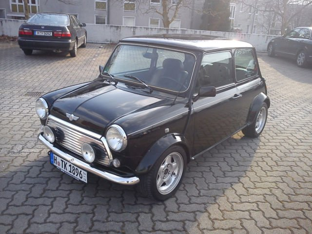 verkauft rover mini cooper silverstone gebraucht 1993 km in bad rappenau. Black Bedroom Furniture Sets. Home Design Ideas