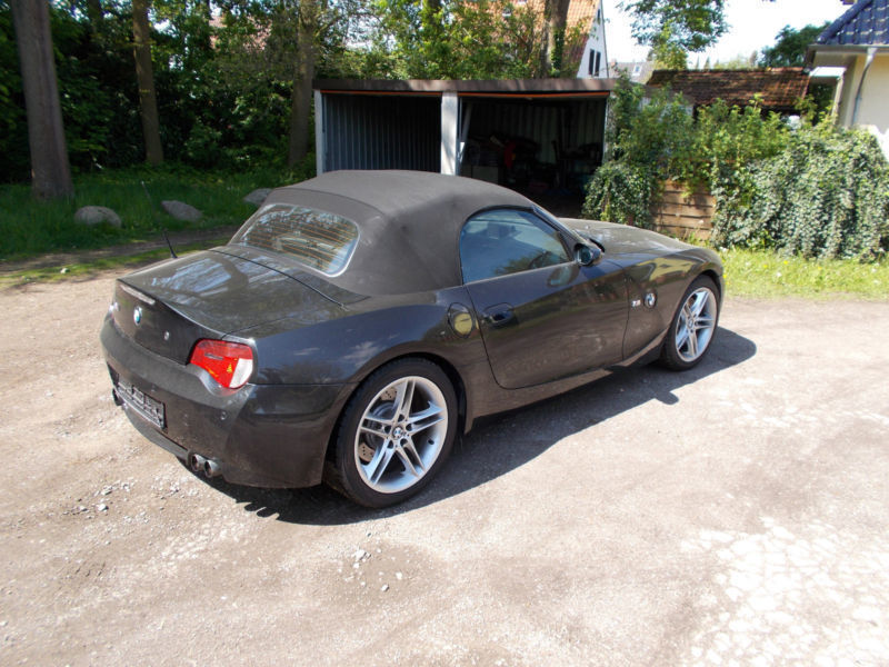 verkauft bmw z4 m roadster gebraucht 2006 km in bremen. Black Bedroom Furniture Sets. Home Design Ideas