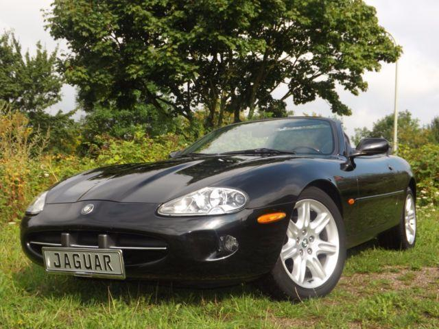 verkauft jaguar xk 8 cabriolet gebraucht 1998 km. Black Bedroom Furniture Sets. Home Design Ideas