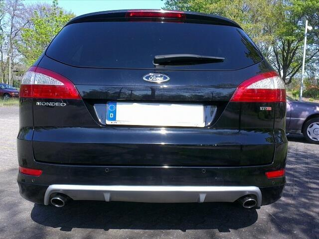 gebraucht turnier 2 2 tdci titanium s ford mondeo 2008 km in rostock. Black Bedroom Furniture Sets. Home Design Ideas