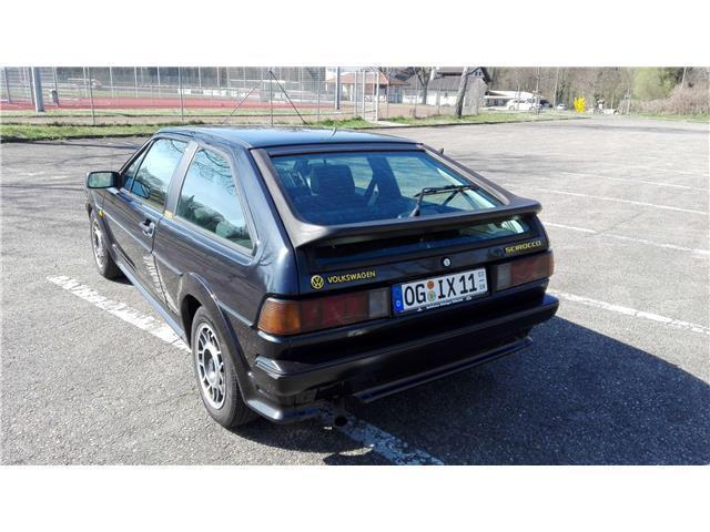 verkauft vw scirocco gt ii gebraucht 1992 km in kehl. Black Bedroom Furniture Sets. Home Design Ideas
