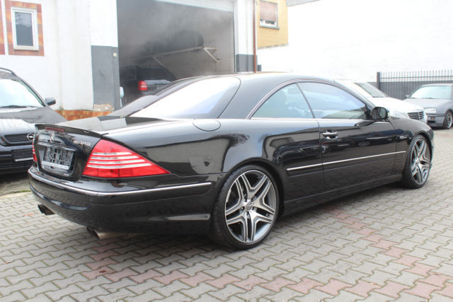 verkauft mercedes cl500 amg umbau einz gebraucht 2000 km in mannheim. Black Bedroom Furniture Sets. Home Design Ideas