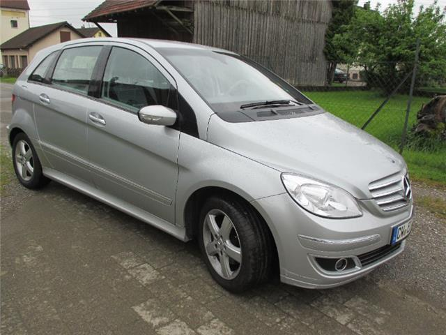 verkauft mercedes b200 cdi autotronic gebraucht 2006 km in nagold. Black Bedroom Furniture Sets. Home Design Ideas