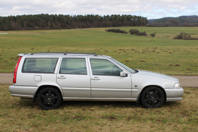 verkauft volvo v70 r automatik awd gebraucht 1998 km in ulmen. Black Bedroom Furniture Sets. Home Design Ideas