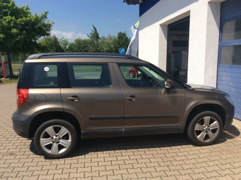 verkauft skoda yeti 2 0 tdi 4x4 ambiti gebraucht 2012 km in arnstadt. Black Bedroom Furniture Sets. Home Design Ideas