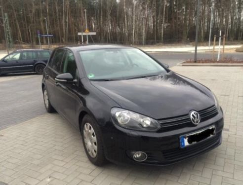 verkauft vw golf vi 1 4 tsi 122 ps 6ga gebraucht 2010 km in ludwigsfelde. Black Bedroom Furniture Sets. Home Design Ideas
