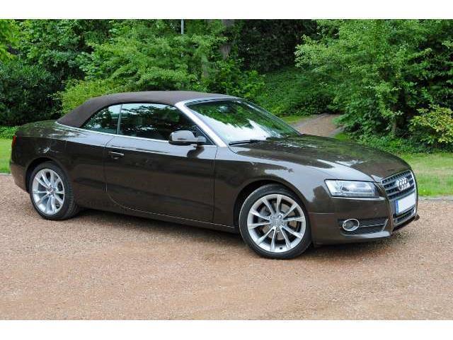 Audi a5 cabrio diesel gebraucht 7