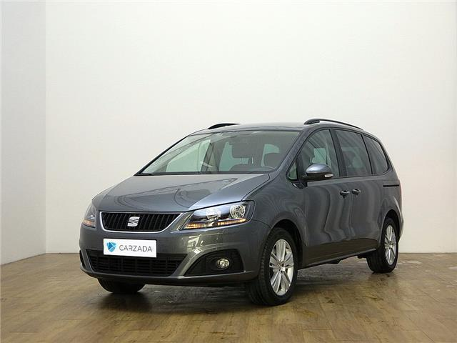 verkauft seat alhambra 2 0 tdi style gebraucht 2013 62. Black Bedroom Furniture Sets. Home Design Ideas