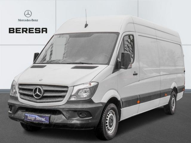 verkauft mercedes sprinter 316 cdi ka gebraucht 2015. Black Bedroom Furniture Sets. Home Design Ideas