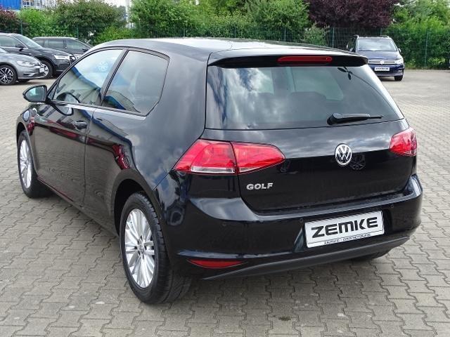 ▷ vw golf vii 1.2 benzin 86 ps (2014) | finowfurt | autouncle