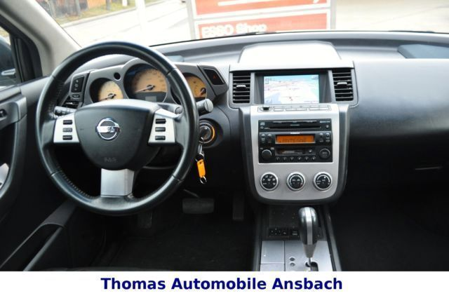 verkauft nissan murano 3 5 selection n gebraucht 2006 km in ansbach. Black Bedroom Furniture Sets. Home Design Ideas