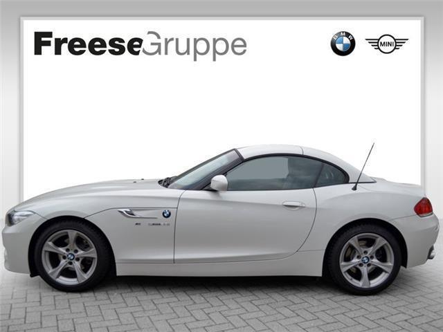Verkauft Bmw Z4 Sdrive20i M Sportpaket Gebraucht 2015