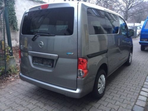 verkauft nissan nv200 1 5 premium komb gebraucht 2011 km in hasselroth. Black Bedroom Furniture Sets. Home Design Ideas