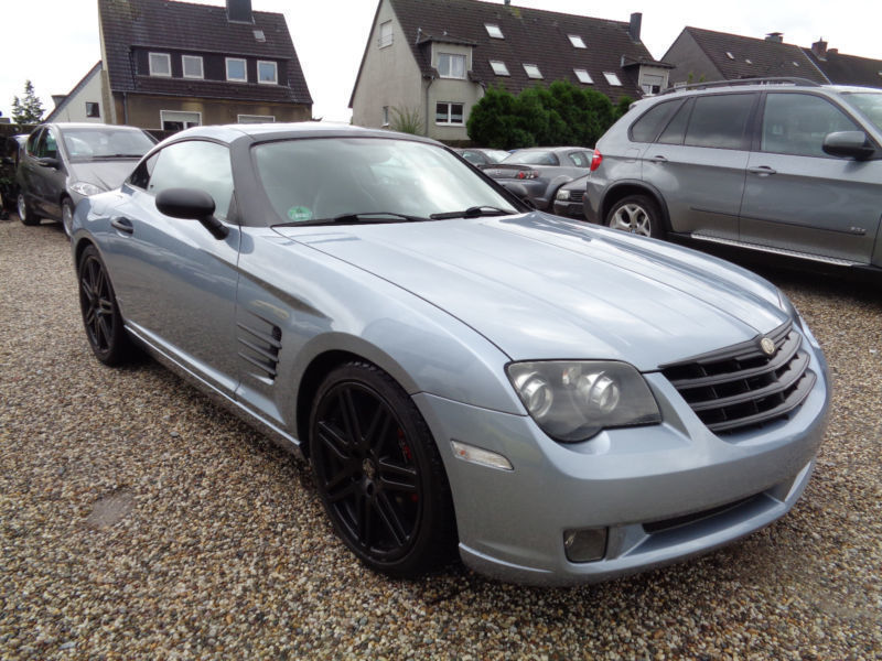 133 gebrauchte chrysler crossfire chrysler crossfire gebrauchtwagen. Black Bedroom Furniture Sets. Home Design Ideas