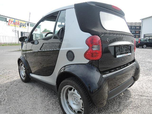 verkauft smart fortwo cabrio gebraucht 2005 km in b blingen. Black Bedroom Furniture Sets. Home Design Ideas