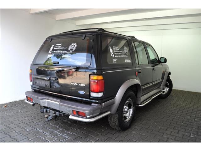 gebraucht 4 0 automatik leder standhzg e dach ford explorer 1997 km in berlin. Black Bedroom Furniture Sets. Home Design Ideas