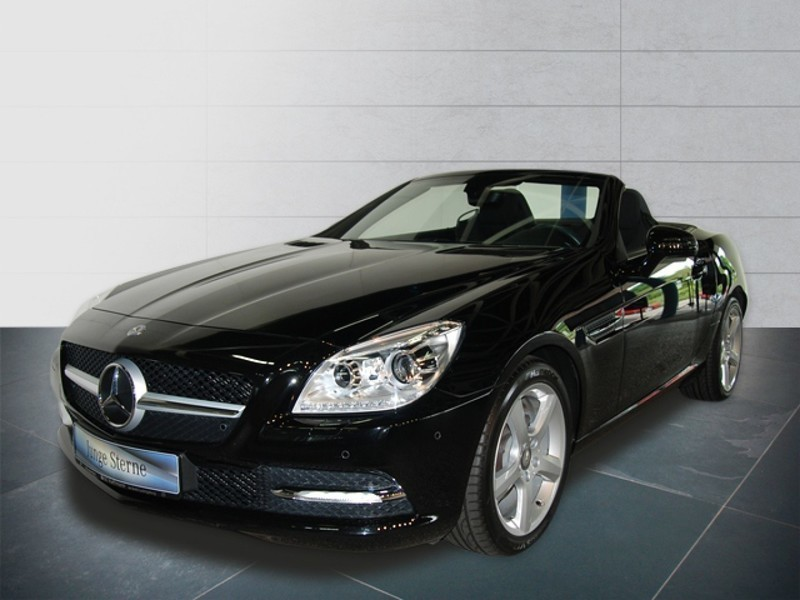 verkauft mercedes slk200 blueefficienc gebraucht 2012 km in tamm. Black Bedroom Furniture Sets. Home Design Ideas