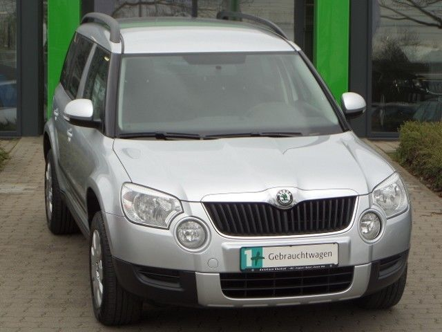 verkauft skoda yeti 2 0 tdi active plu gebraucht 2012. Black Bedroom Furniture Sets. Home Design Ideas