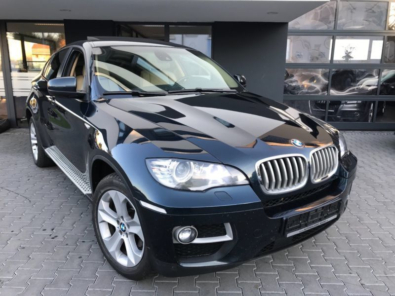 verkauft bmw x6 xdrive40d 5 sitzer top gebraucht 2012. Black Bedroom Furniture Sets. Home Design Ideas