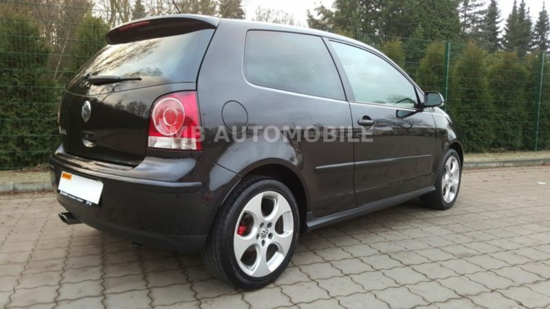 verkauft vw polo 1 8 gti cup edition gebraucht 2006 km in burgrieden. Black Bedroom Furniture Sets. Home Design Ideas