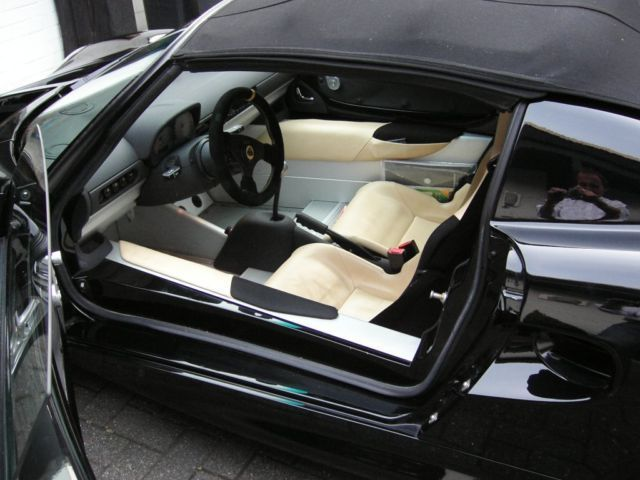 verkauft lotus elise mk i rotec motor gebraucht 2000 61. Black Bedroom Furniture Sets. Home Design Ideas