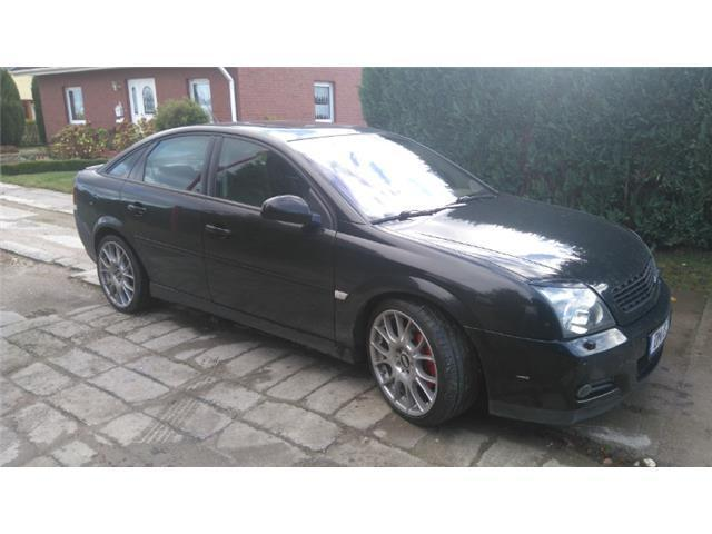 verkauft opel vectra c gts 3 2 v6 gebraucht 2004 km in grevenbroich. Black Bedroom Furniture Sets. Home Design Ideas