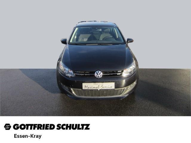 gebraucht VW Polo 1.2 Navi Match - Klima,Sitzheizung,Alu,Servo,