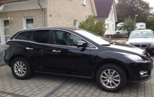 gebraucht 2 3 t mzr xenon leder bose sound sitzh mazda cx 7 2007 km in wietmarschen. Black Bedroom Furniture Sets. Home Design Ideas