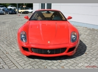 verkauft ferrari 599 gtb gebraucht 2009 km in. Black Bedroom Furniture Sets. Home Design Ideas