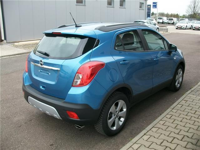 verkauft opel mokka 1 4 turbo edition gebraucht 2016 km in landsberg ot hoh. Black Bedroom Furniture Sets. Home Design Ideas