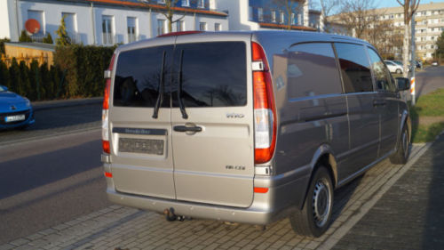 verkauft mercedes vito 116 cdi extrala gebraucht 2013. Black Bedroom Furniture Sets. Home Design Ideas