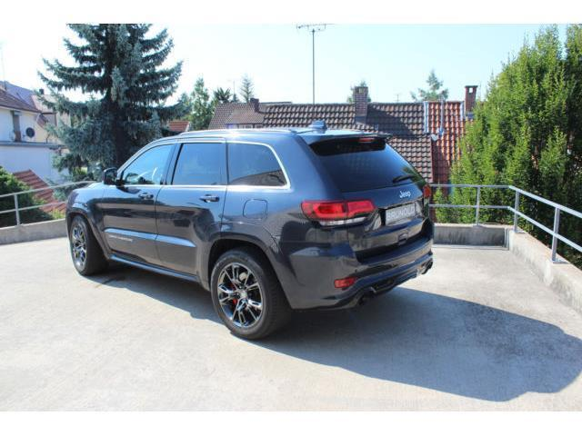 verkauft jeep grand cherokee 6 4 v8 he gebraucht 2013 km in backnang. Black Bedroom Furniture Sets. Home Design Ideas
